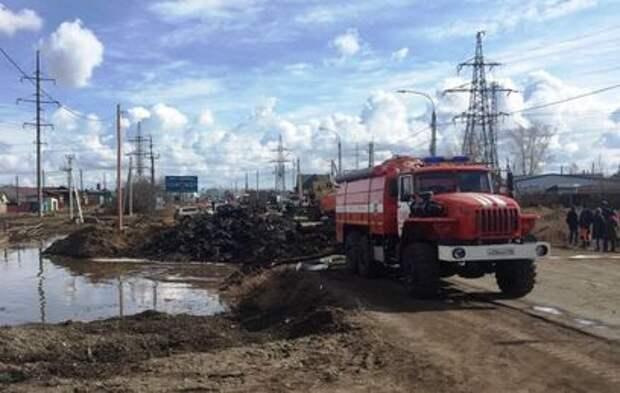 Число подтопленных домов в Приангарье за ночь увеличилось до 258