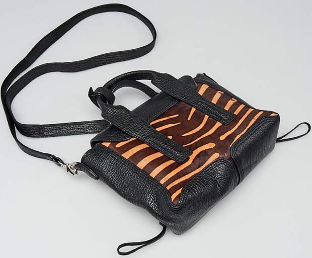 Тигровые сумки и модные тенденции