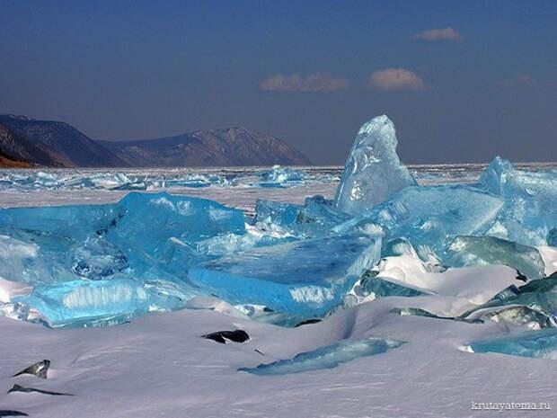 Байкальские сокровища