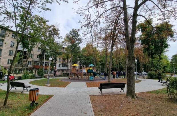 В столице появились новые благоустроенные зелёные зоны (ФОТО)