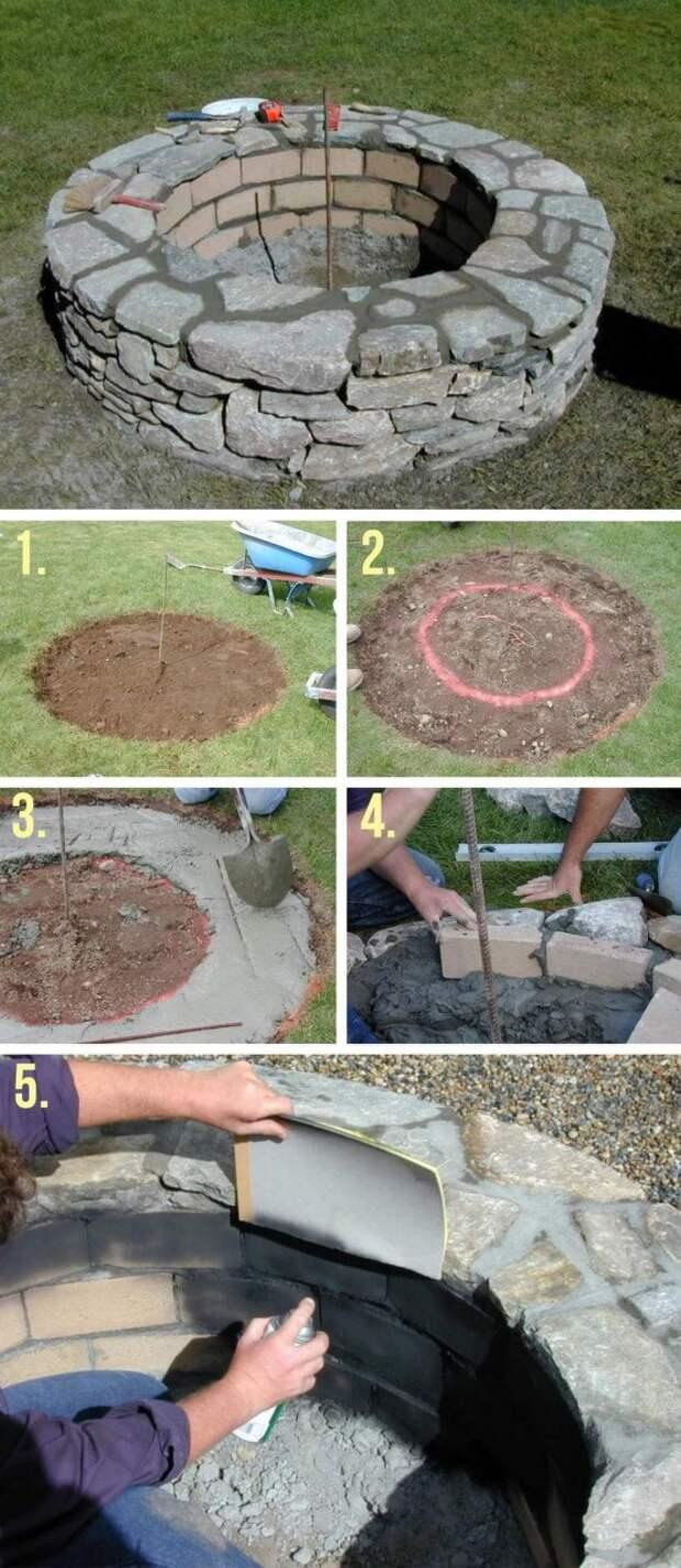 15 идей, как можно построить гриль, не тратя на это целое состояние