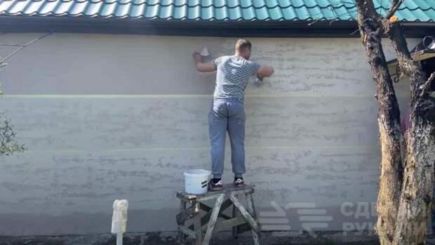 Отделка фасада: классная альтернатива «шубе» и «короеду»
