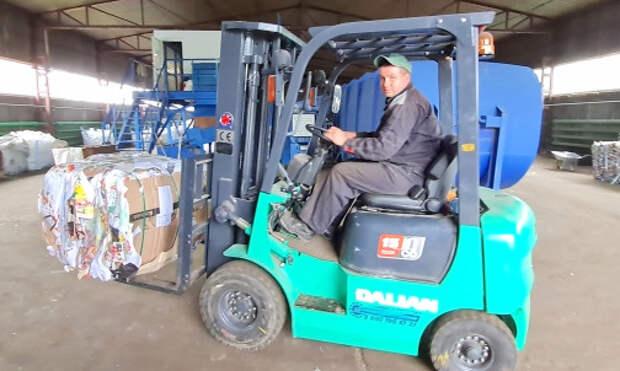 В Архангельске растёт объём сортируемых отходов
