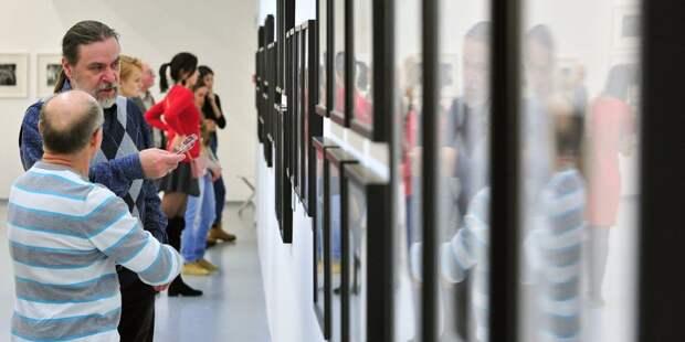 Выставка художественной фотографии открылась в центре творчества «Строгино»