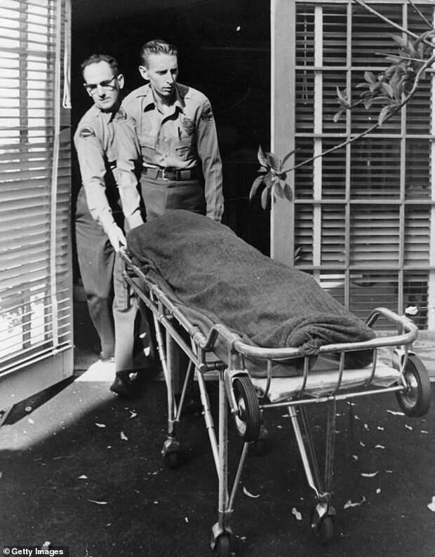 «Ящик 39»: найдена коробка с секретными документами, которые могут пролить свет на обстоятельства смерти Мэрилин Монро