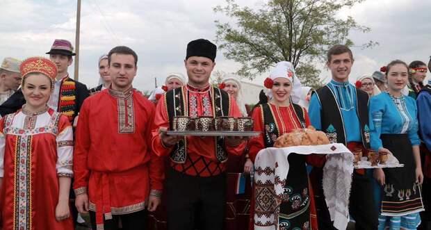Гагаузский праздник хедерлез  в АТО