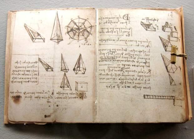 15 апреля - День Рождения Леонардо да Винчи