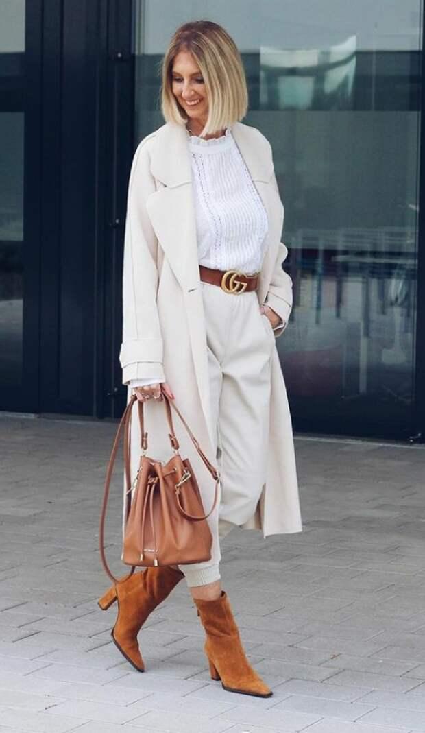 Детали в одежде, которые напрасно игнорируют женщины в 50 лет