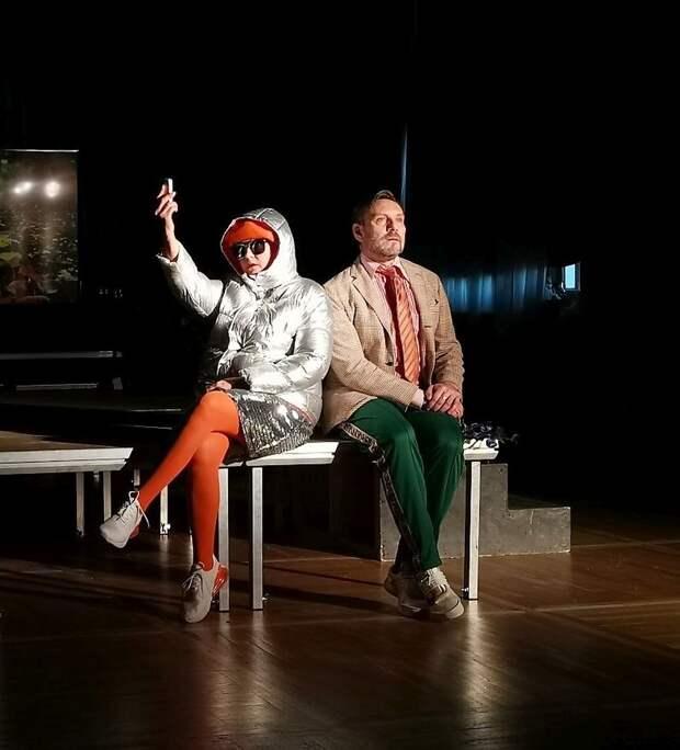 В Театре Армии поставили спектакль «Робинзон в эпоху Google»