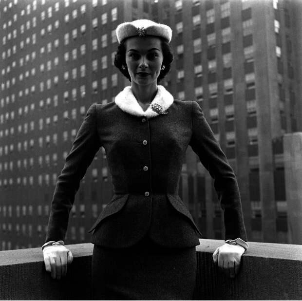"""""""Эталон женственности"""" мода 50-х"""