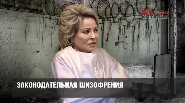 Законодательная шизофрения: члены Совета Федерации признали что цифровые эксперименты над населением опасны, и приняли их на «ура»