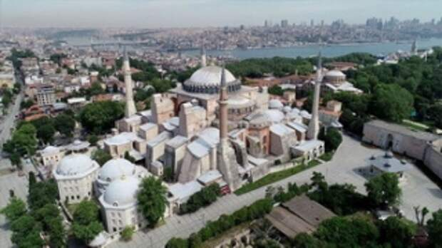 Греки говорят о войне, Россия и США осуждают. Что значит для Турции и мира превращение Святой Софии в мечеть