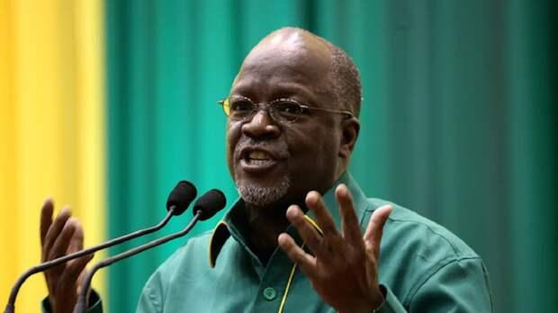 Президент Танзании умер от COVID-19