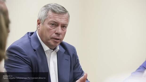 Губернатор Ростовской области Голубев проголосовал по поправкам к Конституции РФ