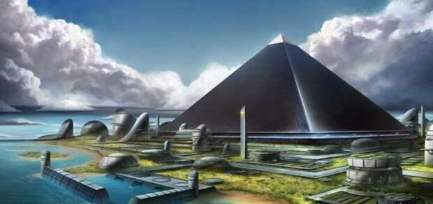 Центр арийской цивилизации