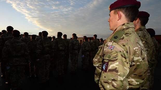 Британская военная миссия прибыла в Донбасс