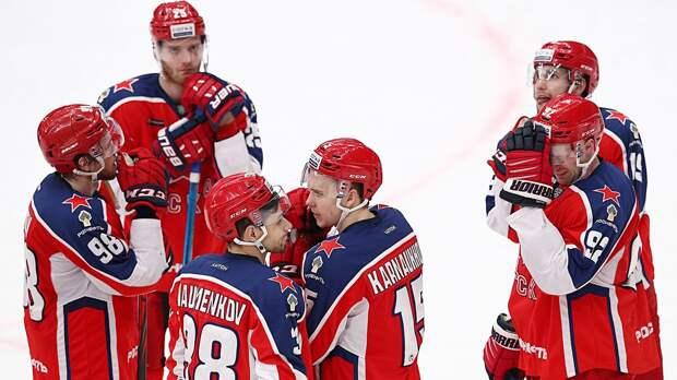 7 хоккеистов ЦСКА сдали положительные тесты на коронавирус