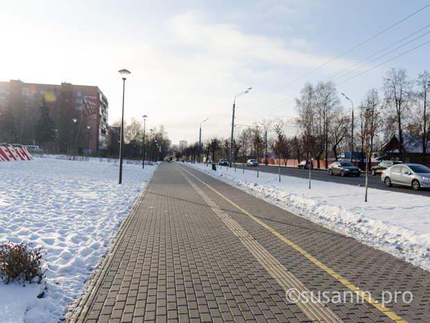 В 2021 году в Ижевске отремонтируют 63 тротуара