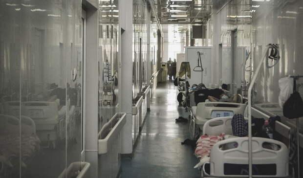 В Оренбуржье подтвердились ещё 6 смертей от COVID-19