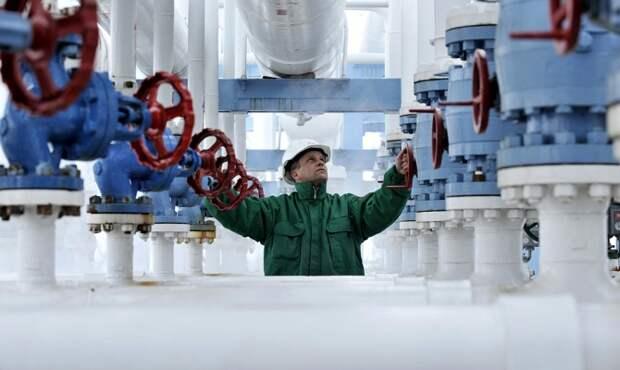 Украина отказалась от предоплаты за российский газ