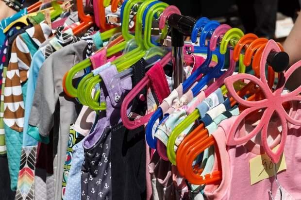 На Онежской проходит сбор вещей для благотворительной ярмарки