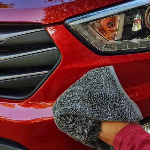 Лучшее средство для очистки кузова автомобиля. Мой совет