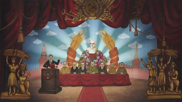 Гоголь, Булгаков, Шостакович и Мейерхольд в трейлере фильма «Нос, или Заговор «не таких»