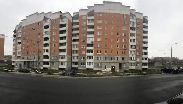 В 5 домах‑долгостроях поселка Быково проводят строительно‑монтажные работы