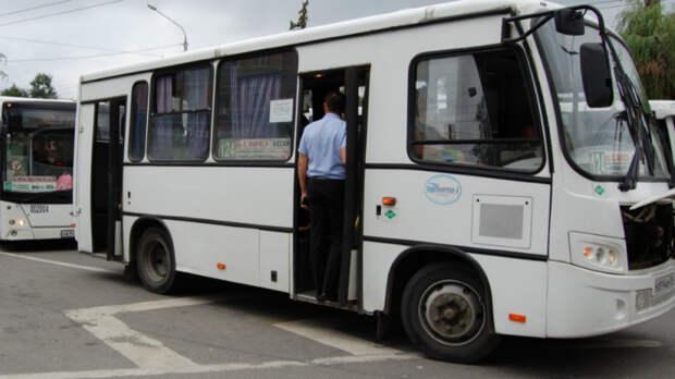 Глава Роспотребнадзора назвал ростовские автобусы опасной зоной для заражения ковидом