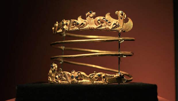 В крымском музее отреагировали на сообщения о передаче золота скифов Украине