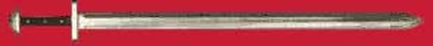 Скандинавский меч