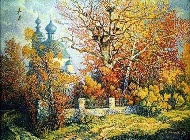 художник Валерий Сыров картины – 04