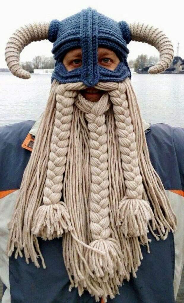 Самая зимняя мужская шапка