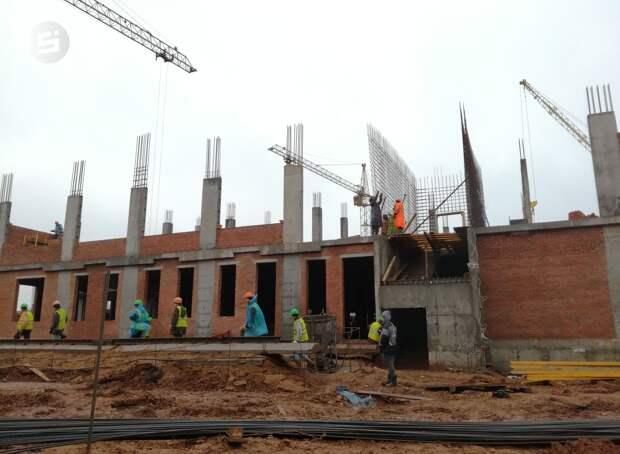 В Ижевске расторгнут контракт с компанией, строившей школу на улице Архитектора Берша