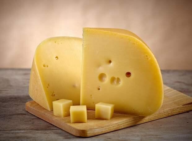 белок в сыре