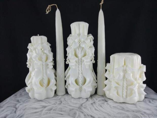 Картинки по запросу белые свечи