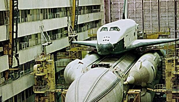 «Буран»: почему советский «шаттл» летал в космос только один раз
