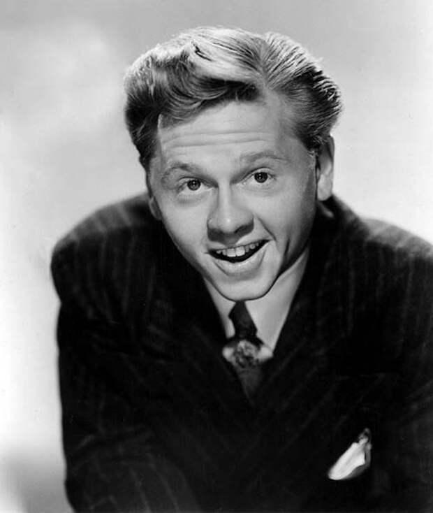 Микки Руни (1945). Источник: wikipedia