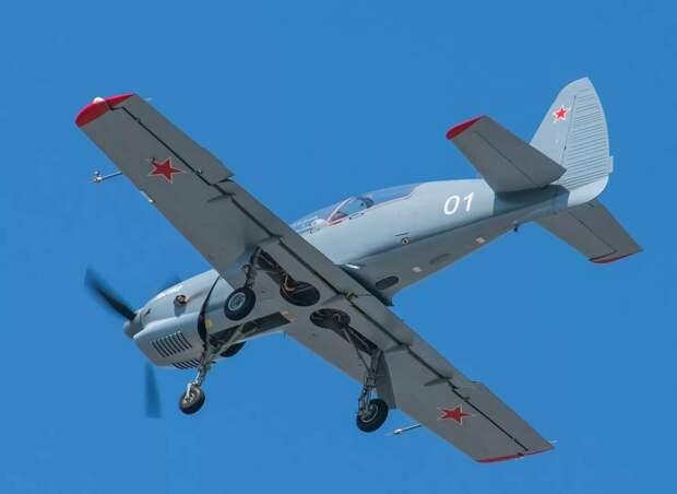 Як-152: конструкция, создание и применение