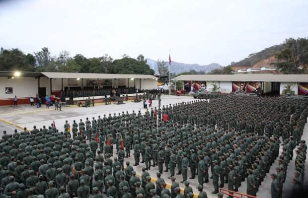 Поддержав Гуайдо, Франция рискует утратить позиции в Латинской Америке