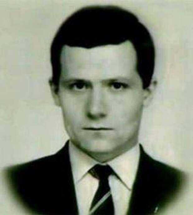 Сергей Шевкуненко. Кадр из фильма «Криминальная звезда»