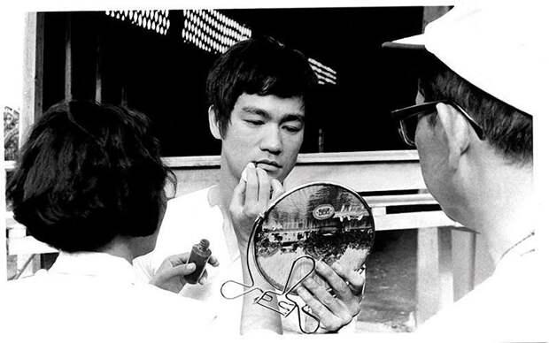 BruceLee09 Сокровища Брюса Ли: редкие кадры из жизни легендарного мастера