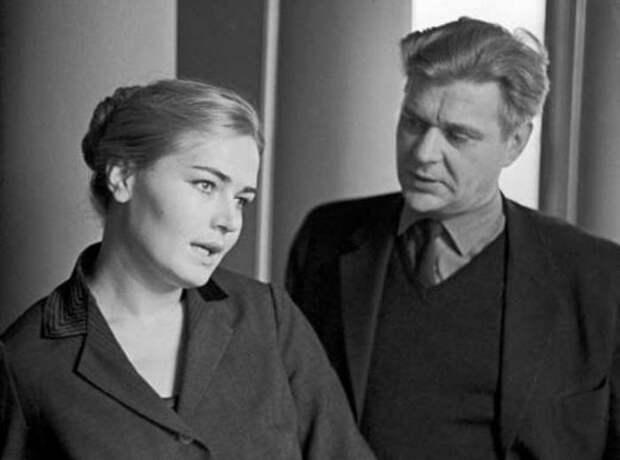 Людмила Чурсина и Владимир Фетин | Фото: stuki-druki.com