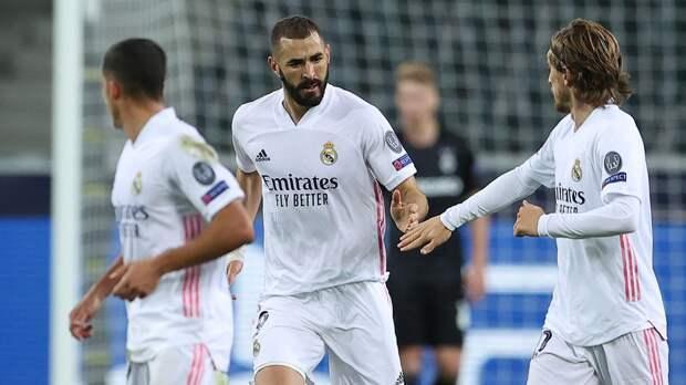 Гол Родриго в концовке помог «Реалу» обыграть «Интер»