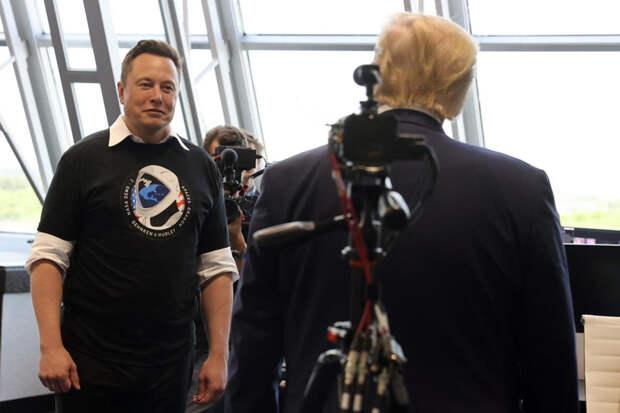 Dragon-Musk-Trump