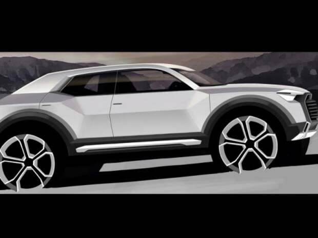 Fiat Chrysler не разрешил Audi назвать новый компактный кроссовер Q2