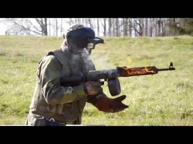"""Как """"убить"""" автомат Калашникова"""