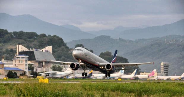Аэрофлот перенаправит на Кубань до 25% своего авиапарка