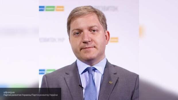 Волошин: Украина взяла курс на выход из Минских соглашений