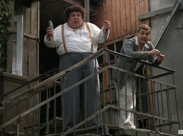 Кадр из фильма *Ликвидация*, 2007 | Фото: kp.ua